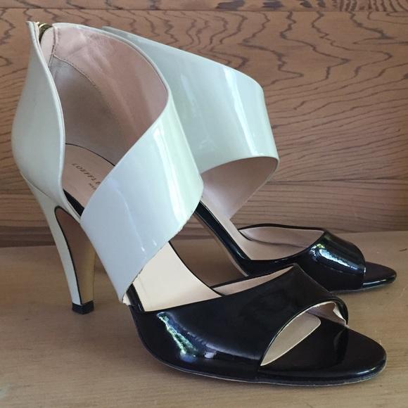 Loeffler Randall Shoes - LOEFFLER RANDALL patent leather heels size 8